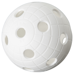 Single Ball - Unihoc CR8ER - White