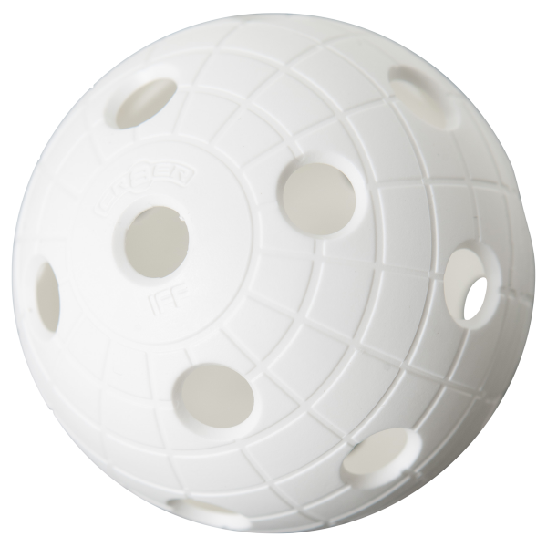 Ball Pack - Unihoc CR8ER - White