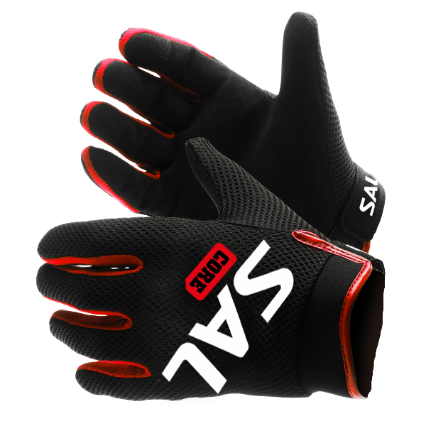 Salming Core Goalie Gloves Black